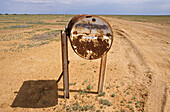 creative mailbox in the outback, Australia