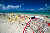 Strand, Windsurfing Tobago, West Indies, Karibik
