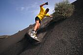 Vulcanicboarding, Lanzarote Canary Islands