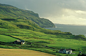 Küstenlandschaft bei Balnahard, Insel Mull, Hebriden, Schottland, Großbritanien
