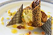 Dessert, Hotel Oberoi Mauritius