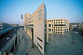 DG Bank, new building at Raschplatz, Hanover, Lower Saxony, Germany