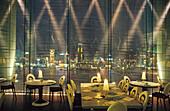Felix Restaurant designer Philippe Starck, in Peninsula Hotel, Hong Kong