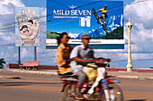 Advertisment, Cambodia Asia
