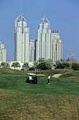 The Montgomerie Golf Course, Golf Course Dubai, United Arabic Emirates