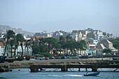 Mindelo, Hafen, Sáo Vicente Kapverdische Inseln