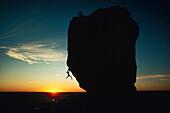 Freeclimbing, Stefan Glowacz, Mt. Arapiles Australia, Sport