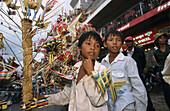 children, Phnom Penh, Cambodia