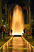 Fountain, EXPO Terrain, Lisbon Portugal