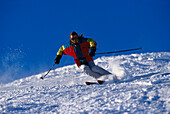 Alpine Skiing, Val d´Iserre-Alps Frankreich