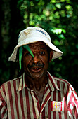 Funny Portrait, Kimbe, WEst New Britain Papua New Guinea, Melanesia