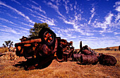 Rusty Outback Truck, Outback-Lawn Hill Queensland, Australia