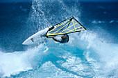 Windsurfer, Gischt, Sports