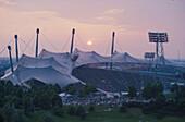 Olympiastadion, Muenchen, Bayern Deutschland