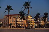 Ocean Drive, Miami Beach, Florida, USA Amerika