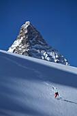 Skifahrer, Sports