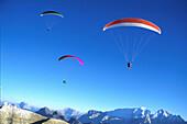 Paragliding, Sports