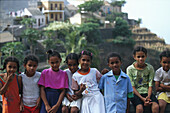 Kinder, Kapverdische Inseln, Santo Antáo Gruzinha da Garca