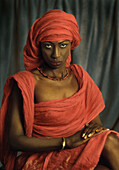 African princess, Sahel, North Africa Africa