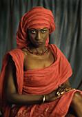 African princess, Sahel, North Africa Africa