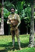 Aboriginal man, Northern Territory, Australia
