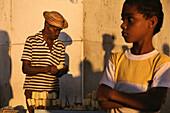 Sugarcane vendor in Rio, Rio de Janeiro, Brazil South America