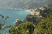 Landscape, Cinque Terre, Italien