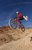 Mountainbike, Bootleg Canyon, Bootleg Canyon Nevada-USA
