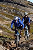 Mountainbiking, Ilulissat- Greenland