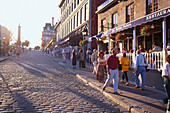 Place Jacques-Cartier, Montreal, Quebec, Canada, North America, America