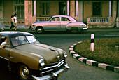 Taxi in Havana, Havana, Cuba Carribean