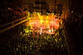 Morcheeba Concert, Paradiso, Concert Hall and Club, Live Morcheeba concert at concert hall and club Paradiso near Rembrandtplein, Amsterdam, Holland, Netherlands