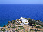 Kirche near Loutro, Crete, Greece
