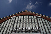 Deichtor Halls, Deichtorhallen, the halls have become a widely known center mainly for contemporary photography, but also feature a broad variety of design, architecural and contemporary art, Hamburg