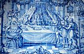 Azulejo Bodenfliesen, Igreja e Convento Sao Francisco, Salvador de Bahia, Brasilien