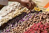 Spice and tea store, Souk, Marrakech