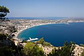 View to Kefalos bay, Kefalos, Kos, Greece