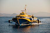 Hydrofoil ferry to Bodrum, Kos-Town, Kos, Greece