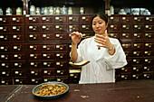 Traditional chinese medicine, Shanghai