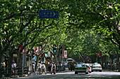 French Concession, Green