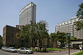 Jin Jiang Hotel and Okura Garden Hotel,Luxury hotels