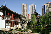 Confucian Temple, Wen Miao, series of Courtyards, Confuzius, Konfuzius, old town, garden