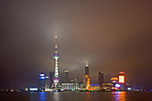 Skyline Pudong, Huangpu River, Pearl Orient Tower, TV Tower, Jinmao