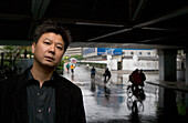 Andrew Cheng, film director,film director, social critic movie, photographed in Hangkou, Filmregisseur, movies, Panic, Mian Mian, Welcome to Destination Shanghai, A loft in