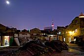 demolitian Hongkou,redevelopment area, Pearl Orient, Tower