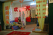 Sex massage shop, Shanghai