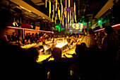 VIP Room Bar and Disco,trend bar, club, bar, disco, chic, dance, flirt, party szene, Partyworld, Theke, video screen
