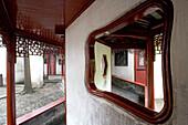 Yu Garden,klassischer chinesischer Garten, Gartenkunst, classical Garden of Joy, Yu Yuan Garden, Ming Dynasty, Nanshi