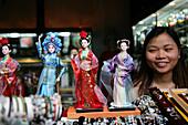 Yu Garden,Souvenir shop, Yu Yuan Garden, Ming Dynasty, Nanshi