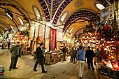 "Indoor Market ""kapali carsi"", Istanbul, Turkey"